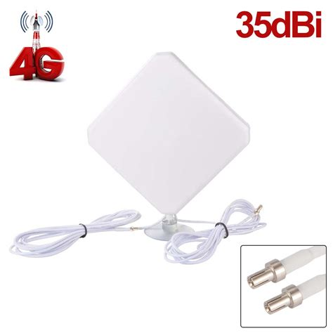 4g Lte Signal Booster Antena 35dbi High Gain Ponsel Lifier Wifi ts9 4g lte antenna dual mimo 35dbi high gain network