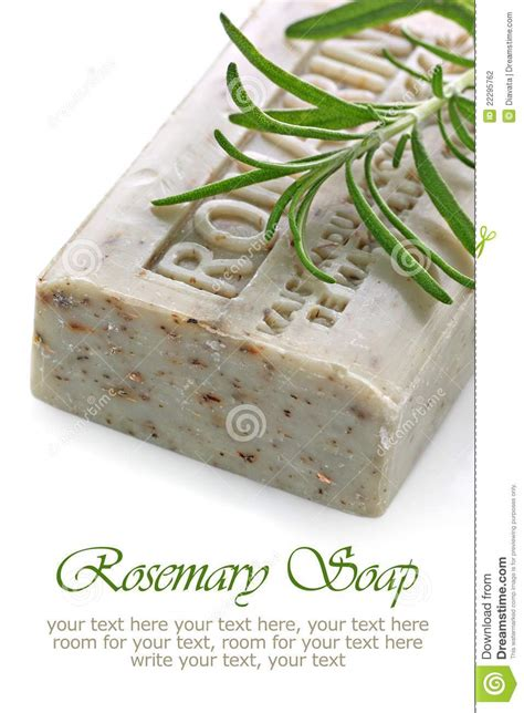 Herbal Handmade Soap - organic herbal soap bar stock photography image