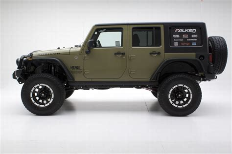 jeep tires the green jeep unlimited rubicon w atx wheels and