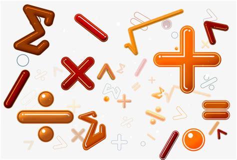 imagenes signos matematicos operadores matem 225 ticos collection el c 225 lculo de los