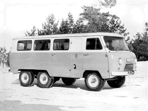 uaz van 20 rare vehicles built in the soviet union