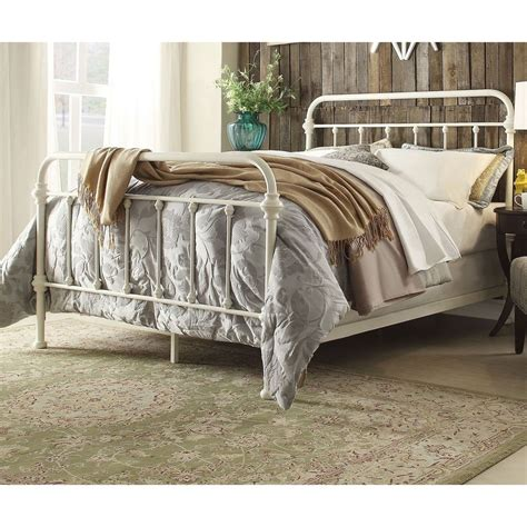 vintage white metal bed frame vintage metal bed frames antique white iron metal bed
