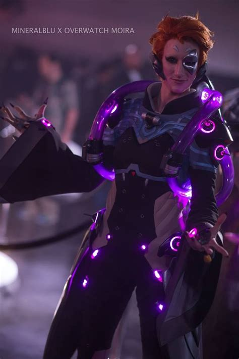 overwatch moira wallpaper android cosplay overwatch