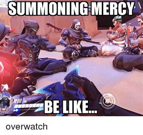 Mercy Meme - funny mercy overwatch memes of 2017 on sizzle overwatch