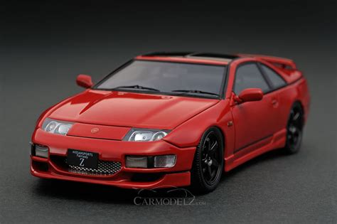 nissan fairlady 300zx scale model ignition 1 43 nissan fairlady z 2 2 z32