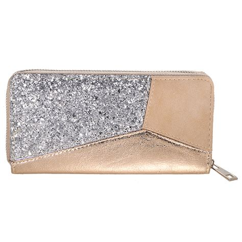 Accent Wallet yehwang accessories wallet glitter accent