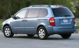2008 kia carnival ii pictures information and specs