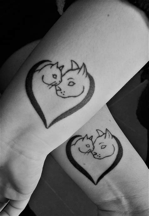 printer voor tattoo zussen tattoos tattoo dieren zus