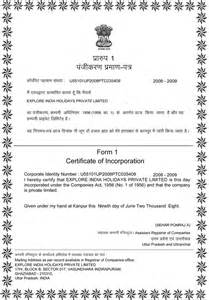 Certify Letter For Business Visa Indian Business Visa