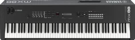 Keyboard Yamaha Mx88 mx88 overview yamaha united states