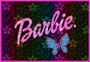barbie glitter gifs