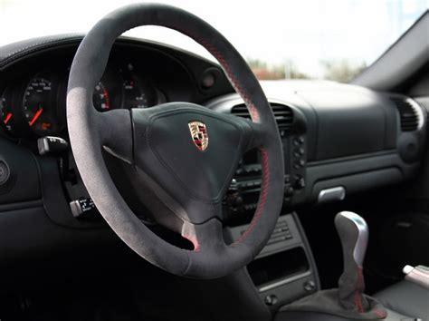 porsche 996 alcantara interior package 6speedonline