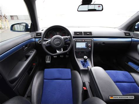 Audi A4 B6 Custom Interior by Just Got A B6 Want To Clean Upgrade Interior