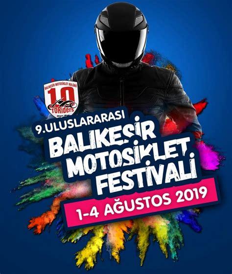 uluslararasi balikesir motosiklet festivali balikesir
