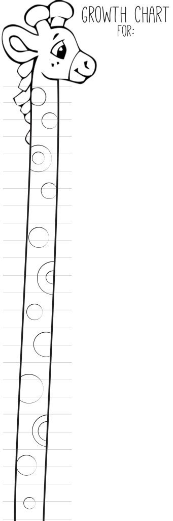printable ruler height chart free printables coloring pages snaps a blog from snapbox