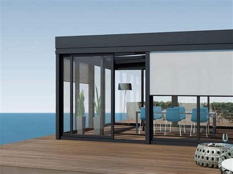 verande in vetro per balconi verande in vetro e alluminio per terrazzi balconi bar