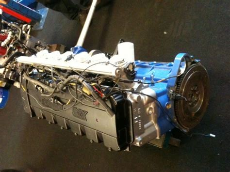 Tvr Speed Six Engine For Sale Tvr Gt3 Speed 6 Engine Race Car Parts For Sale At Raced