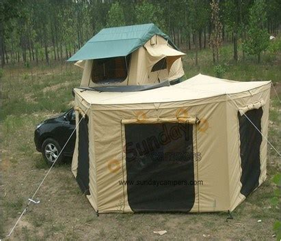 Supa Wing Awning by China High Qualiy Supa Fox Wing Awning Roof Top Tents