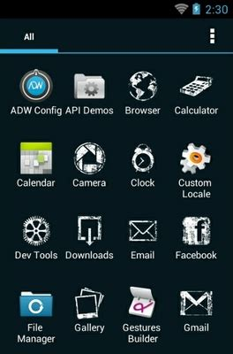 girl themes for android dark girl android theme for adw launcher androidlooks com