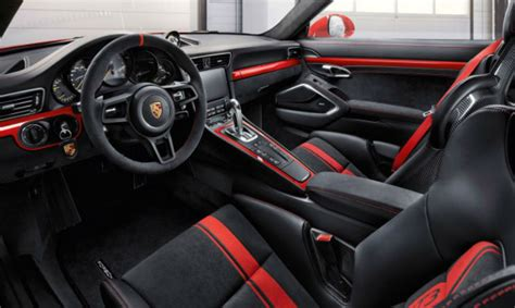 porsche 911 interni porsche 911 gt3 salone di ginevra restyling ritorno al