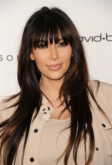 haircuts to get bangs 25 celebrity haircuts that ll make you want bangs stat