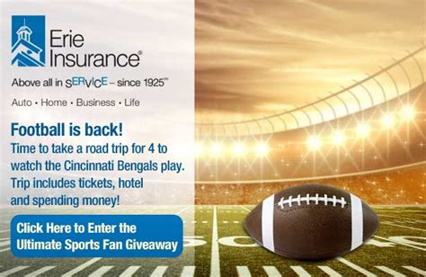 Bengals Tickets Giveaway - 4 ideas to increase your september revenue second street lab