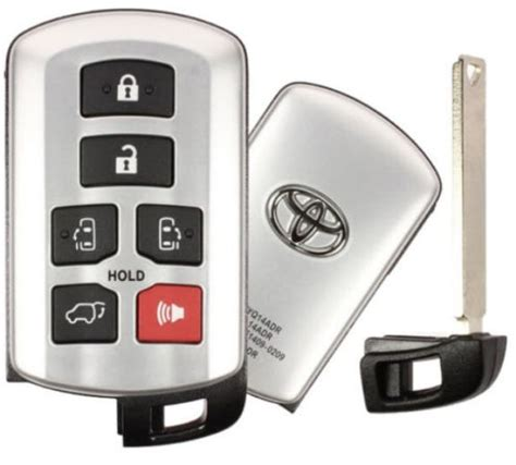 toyota key fob 2017 toyota smart proxy remote keyless entry key