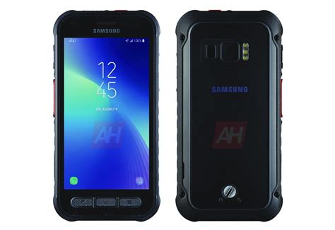 samsung galaxy  active phone  att appears  leaked images phonedog