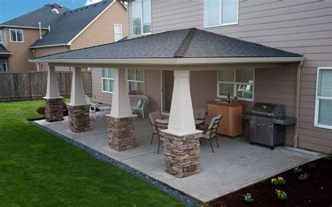 Good looking Backyard Covered Patio Design Ideas   Patio