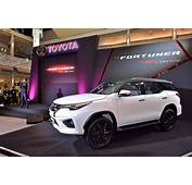 Toyota Fortuner Gets TRD Treatment  Carscoza