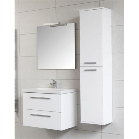 otto bathroom otto 60cm vanity unit white