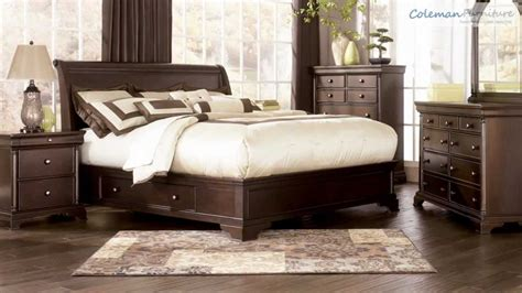 millennium ashley bedroom furniture leighton bedroom furniture from millennium by ashley youtube