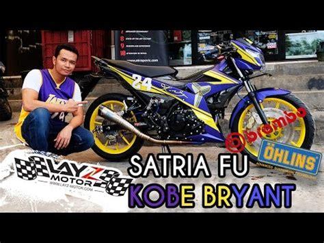 Lu Projector Motor Satria Fu modifikasi yamaha r25 indonesia racing layz motor doovi