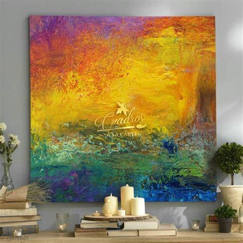 cuadros de oleo abstractos cuadros decorativos al 211 leo cuadros abstractos c060