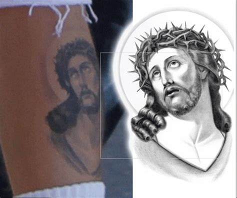 jesus gun tattoo minimalistic tattoo designs art fonts and illustrations