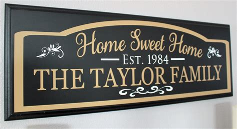 new home housewarming gift home gift new home sign