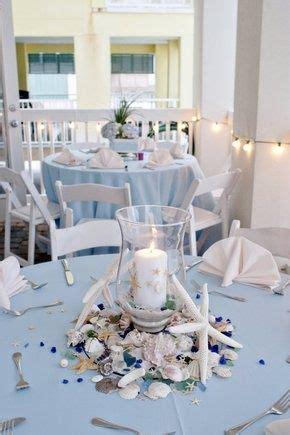 light blue wedding centerpieces light blue themed candle centerpiece ideas for