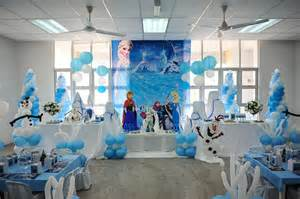 theme frozen its more than just a party