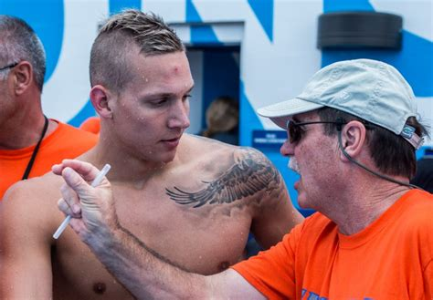 caeleb dressel an olympic hopeful after 5 month break from