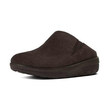 clogs for uk fitflop loaff suede clog s comfy casual suede