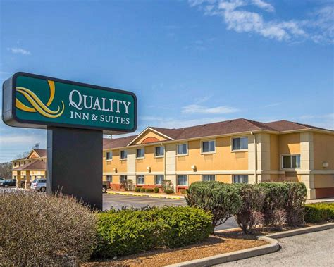 quality inn and quality inn suites south hotel joliet il 60436
