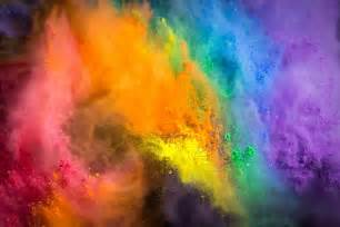 colored powder chalk powdered paint hippie powder