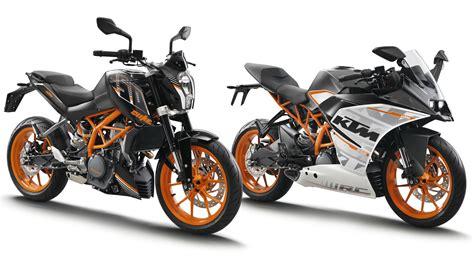 Knalpot Ktm Duke 200 Ktm Duke 250 250 Rc Two Titan Slipon Pnp ktm duke 250 rc250 coming to india shifting gears