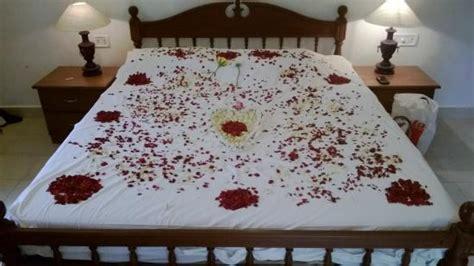 flower bed decoration flower bed decoration part of honeymoon package
