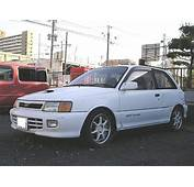 TOYOTA STARLET EP82 Used Car Japan