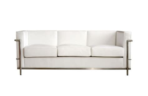 white leather sofa sale clean and maintain white leather couches s3net