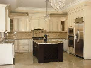 Kitchen Design White Appliances Classic Kitchen Design And Renovation In Richmond Hill