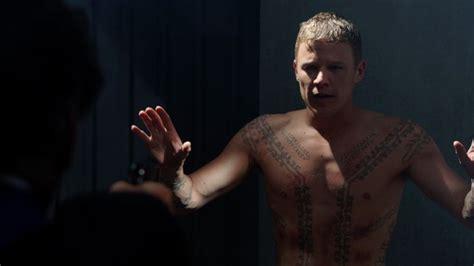 tattoo angel tv show alex s tattoos on syfy s dominion episode 4 season 1 the
