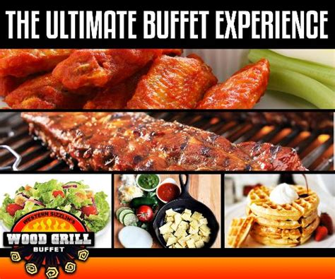 voted 1 buffet high desert picture of wood grill buffet