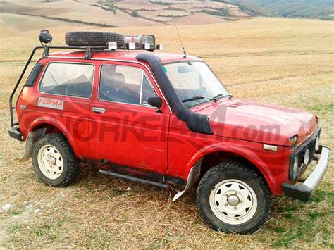 Lada Jeep Snorkel Lada Niva 1976 Onwards